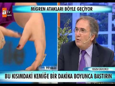İşte Migrenin çözümü: Hamilelikte Migren Bitkisel Tedavisi - Prof.Dr. Ibrahim Saraçoğlu