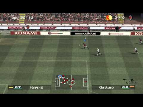 Pro Evolution Soccer 6 Gameplay (PC HD) - YouTube