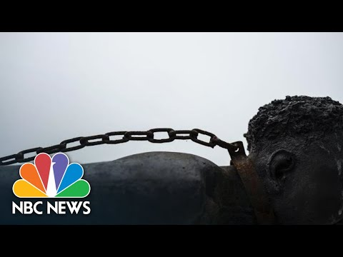 Stone Ghosts In The South: Confederate Monuments And America's Battle With Itself | NBC News