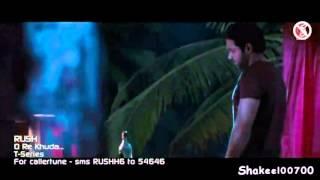 O Re Khuda Official (video song) Rush | Emraan Hashmi, Sagarika Ghatge