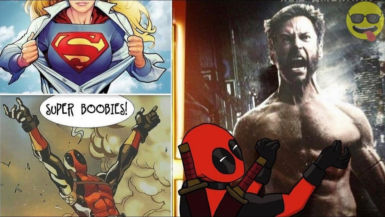 things only deadpool fans will find funny youtube