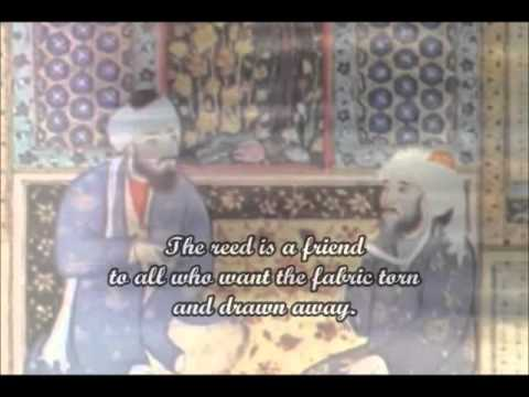 Jalal ad-Din  Rumi - Song of the Reed - Coleman Barks