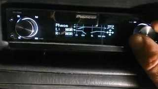 обзор pioneer DEX-P99RS