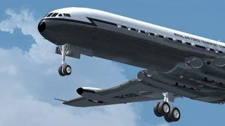 FSX Just Flight - Comet