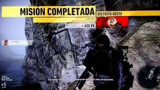 Ghost recon wildlands-DLC Fallen Ghost: 5ta y última misión de Luis Rocha