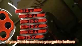 Repeat youtube video Danganronpa Opening song Full with Lyrics [AMV]