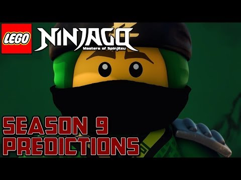 Ninjago: Season 9 Predictions (Ninjago: Hunted)
