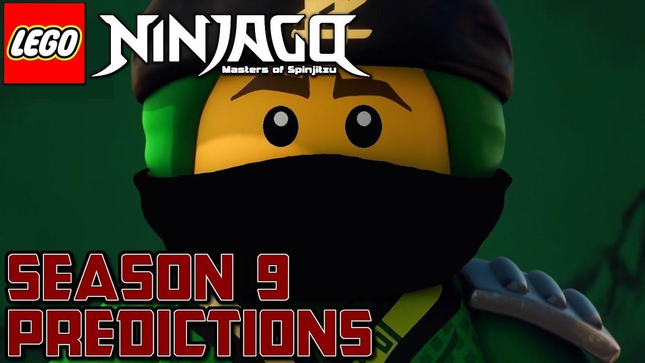 Ninjago Nya And Kai