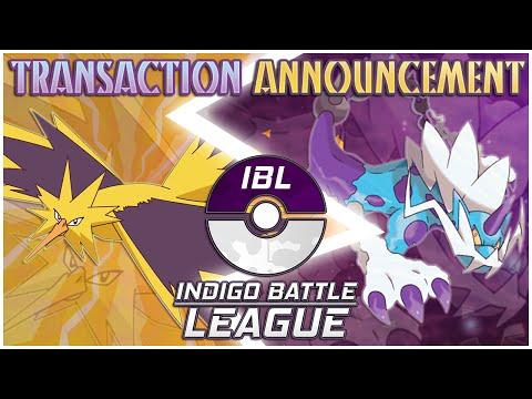 [IBL] São Paulo Cyndaquils Transaction Announcement (Team Update)