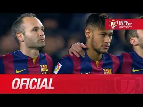 Minuto de silencio por Jaume Descals Sanmartí, el socio número 1 del FC Barcelona