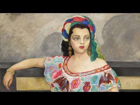 Diego Rivera's Cinematic Muse