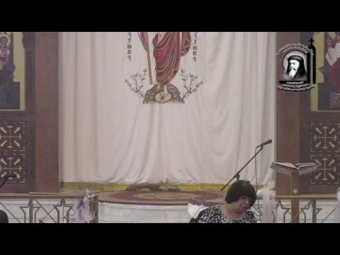 Liturgy May 19, 2017, Saint Pope Kerollos VI Coptic Orthodox Church