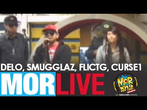MOR Live: Delo, Smugglaz, FlictG and Curse1