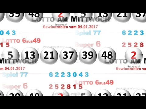 Euro Lottozahlen Ziehung