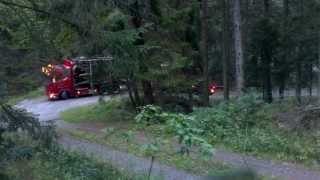 Ottossons R730 utanför Svenshögen