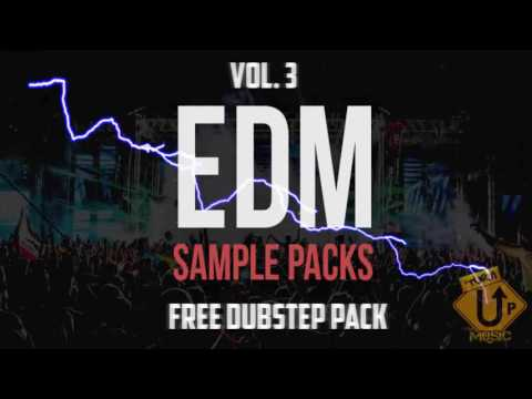 Free Dubstep Pack - Loops, Bass, Synths | FREE EDM SAMPLE PACKS VOL. 3