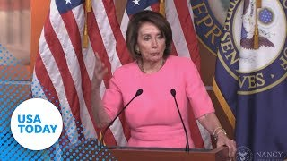 House Speaker Nancy Pelosi says 'White House is crying for impeachment' | USA TODAY
