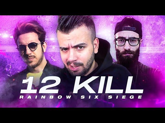 PORTO IL TEAM ALLA VITTORIA w DELUX, MARZAA, FAZZ & GIANKO | Rainbow Six: Siege