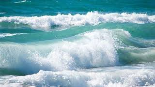 Ocean Waves Calming and Relaxing - COMMERCIAL FREE