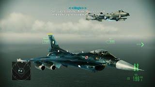 PC Ace Combat Assault Horizon Enhanced Edition - F2A - Hostile Fleet