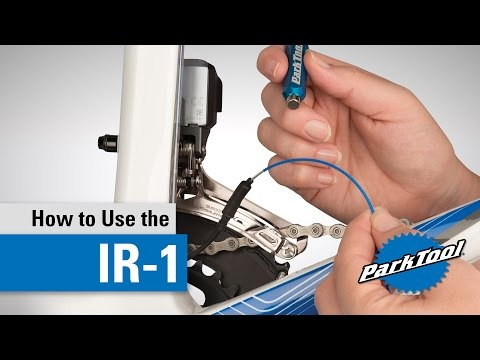 How to Use the IR-1 & IR-1.2 Internal Cable Routing Kit