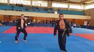 Simeon Batalov vs Veselin Dukov Sofia Open Absolute Division