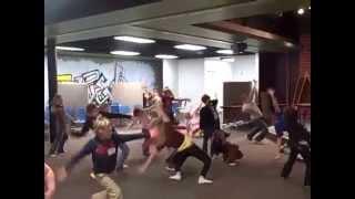 Funky Fresh For Jesus Dance Team from Kin