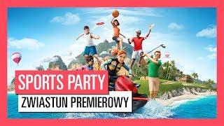 Sports Party - Zwiastun premierowy