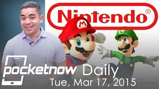 Nintendo smartphone games, Lollipop fixes, Apple trade-in & more - Pocketnow Daily