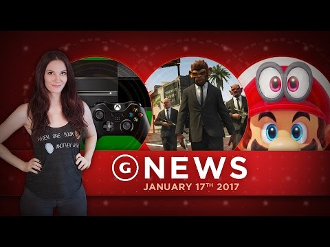 New Xbox One Dashboard Guide & GTA 5's New Online Mode! - GS Daily News