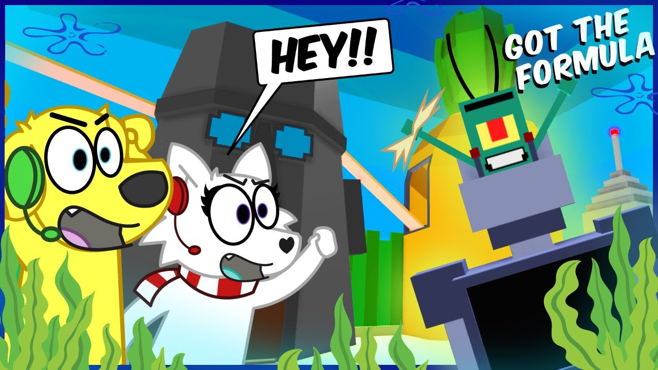Download WE BETRAYED SPONGEBOB! Roblox KITTY CHAPTER 5 with SuperDog Tyler!