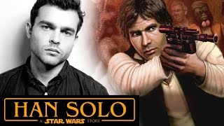 Han Solo Cast! Han Solo Anthology (2018)