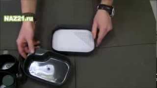 видео Шведский набор походной посуды Wildo Camp-A-Box Complete, тарелка
