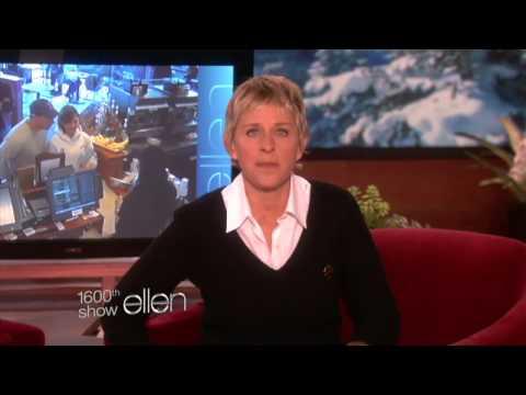 Favorite Moments  Making Ellen Laugh