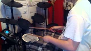 NOFX - Murder The Government/Monosyllabic Girl (Drum Cover)
