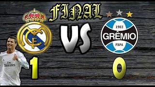 ! FULL ! Hightlight Final piala dunia antar klub ( Real madrid 1 VS Germino 0 )