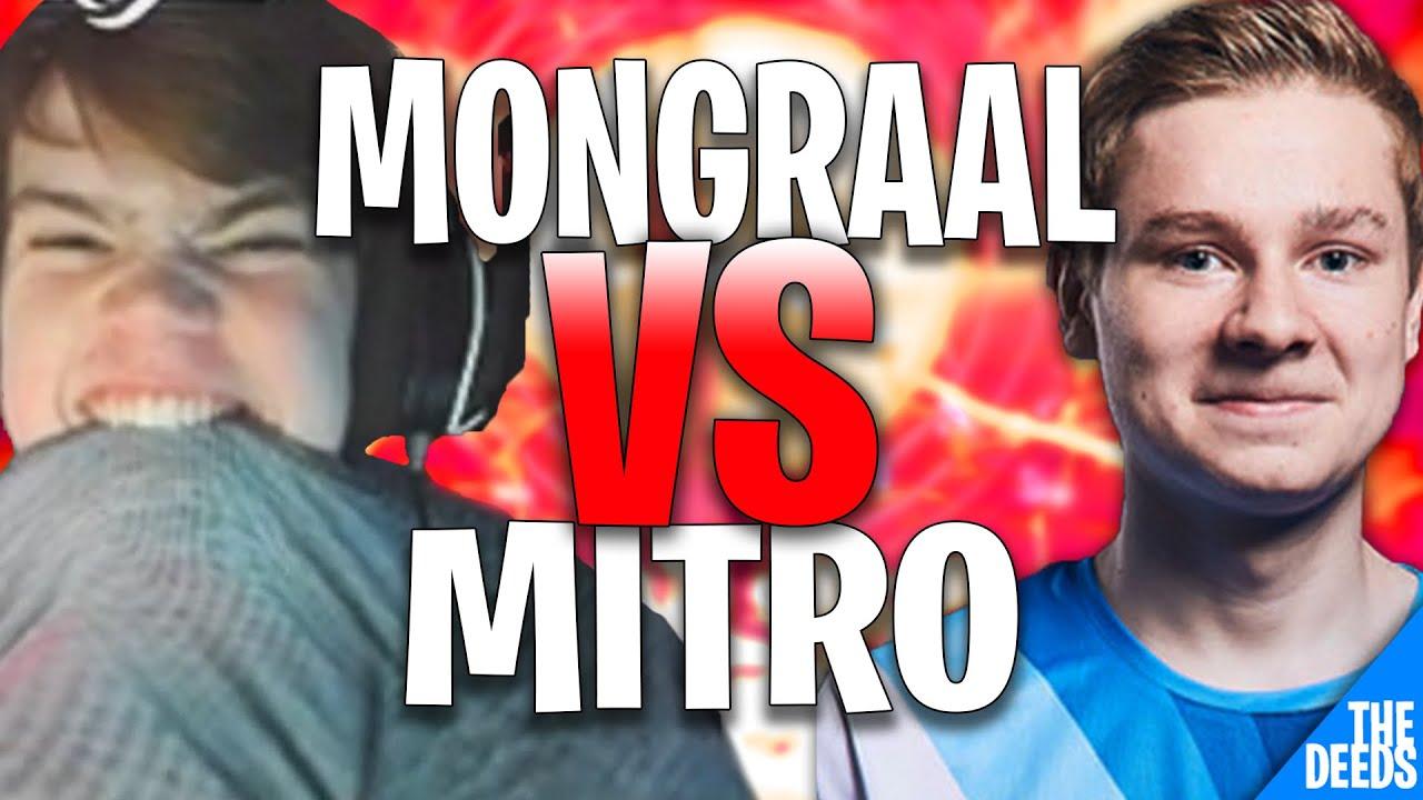 FaZe Mongraal 1 VS 1 Liquid Mitro and Tayson | Creative 1v1v1 *FAZE VS LIQUID*
