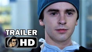Video THE GOOD DOCTOR Official Trailer (HD) Freddie Highmore ABC Drama download MP3, 3GP, MP4, WEBM, AVI, FLV September 2019