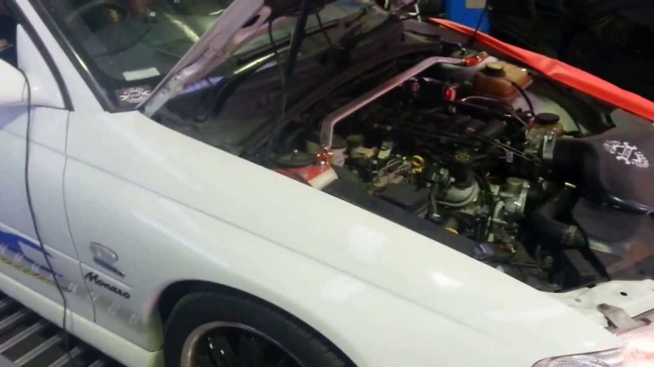stock ls1 tune and some NOS