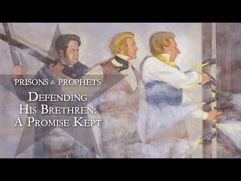 Did Joseph Smith Use A Gun At Carthage Jail?