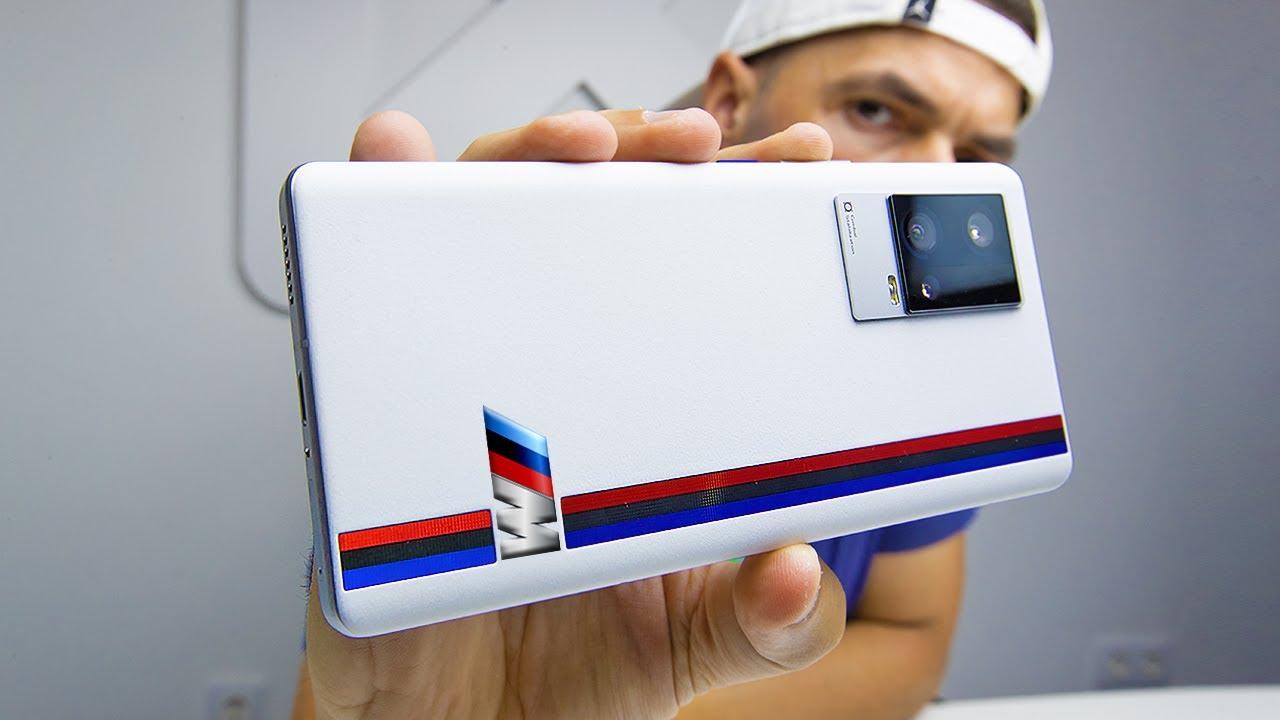Download ...assim é o SMARTPHONE da BMW: M Edition   EXCLUSIVO [888+]