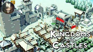 Зима! Викинги!!! [#5] KINGDOMS and CASTLES