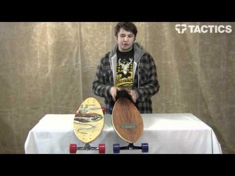 Arbor Fish Koa And Bamboo Longboard Review - Tactics.com