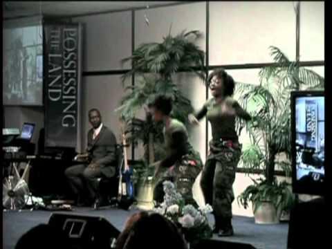 """Praise Dance """"Conqueror"""""""
