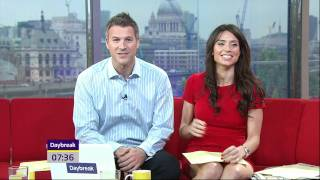 Christine Bleakley 160511