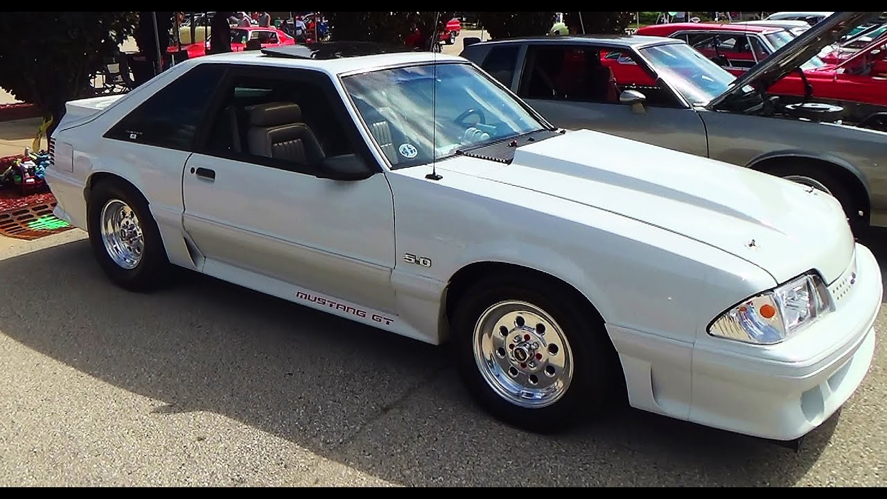 91 Mustang Gt >> 1991 Mustang Cobra Gt 2015 Car Craft Summer Nationals