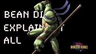 Bean Dip Explains It All  Donatello