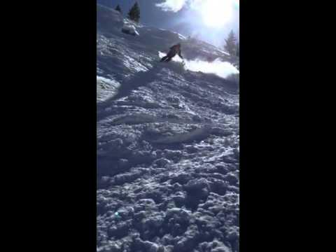 Mike's chute run 2