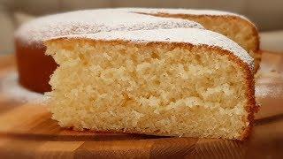 Совершенно неожиданный результат итальянский пирог 12 ложек Волшебная выпечка