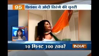 News 100 | 16th August, 2017 - India TV